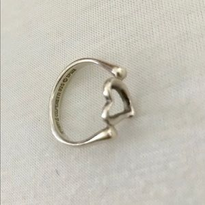 Tiffany & Co. Jewelry - Tiffany Heart Ring